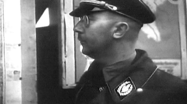 """""""Гиммлеру, да и Гитлеру,"""